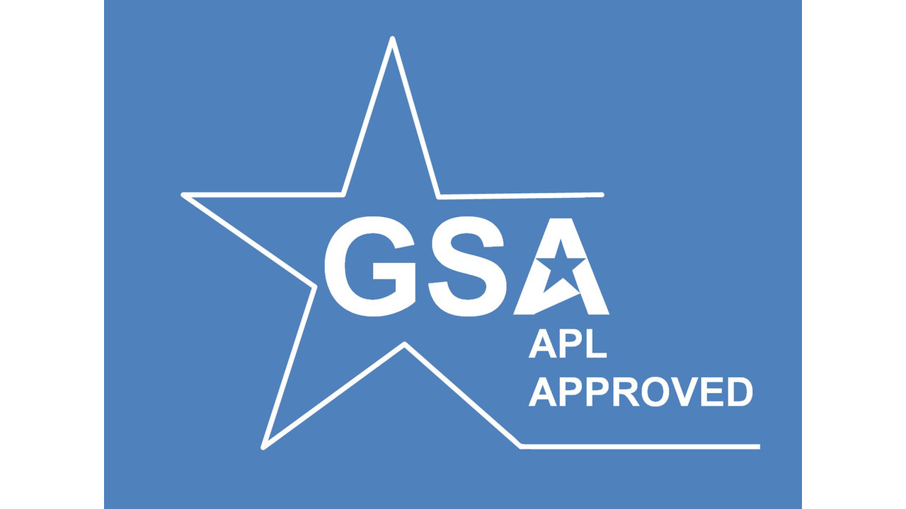 GSA APL Approved 2