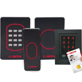 Identiv's Physical Access Security Solutions